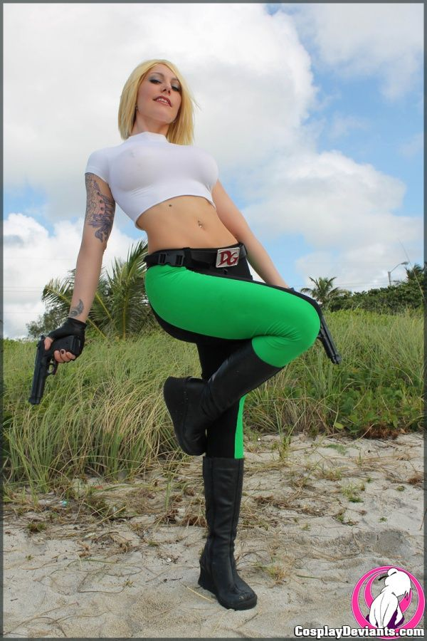 Top Cow Comics: Abbey Chase, Danger Girl | Cosplayer ...