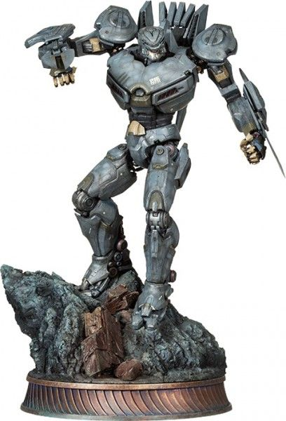 Enter To Win A Pacific Rim Striker Eureka Statue From Sideshow Collectibles! [Contest]