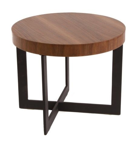 Carolina Petite Side Table - Matt Blatt--side table