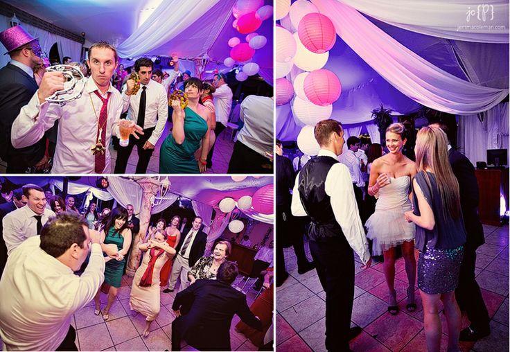 Valle Escondido Wedding Photography Boquete Panama Destination Wedding Photographer Tropical Reception Party Shots Hora Loca