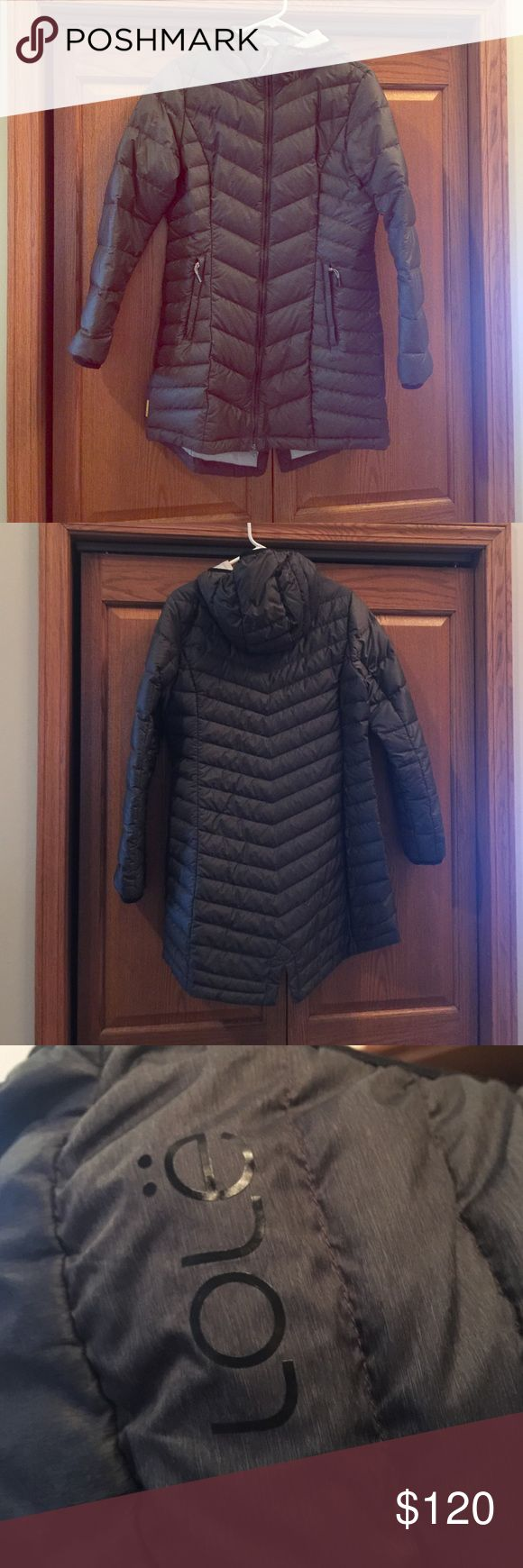 Lole Jacket Bought a few months ago! Decided I have to many jackets! Great condition. No noticeable wear Lole Jackets & Coats Puffers