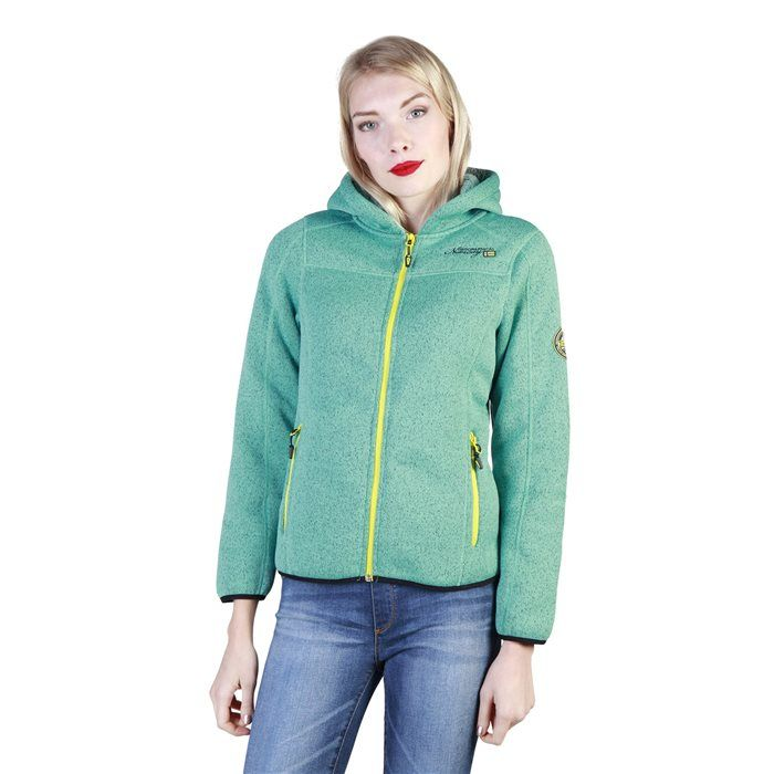 Chaqueta con capucha de Geographical Norway. Equípate¡¡¡ (Hooded jacket of Geographical Norway. Equip yourself!).