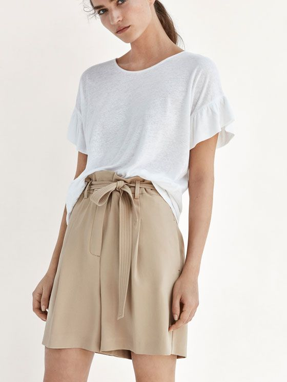 Women's T-shirts | Massimo Dutti Spring Summer Collection 2017