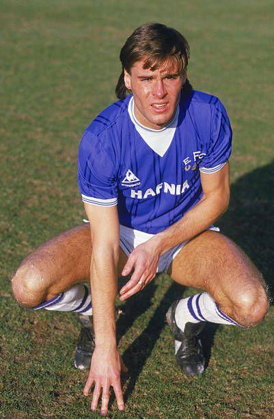 Pat Van Den Hauwe Everton 1984