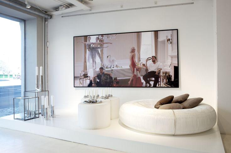 Georg Jensen Exhibition at the Normann Copenhagen Flagship Store