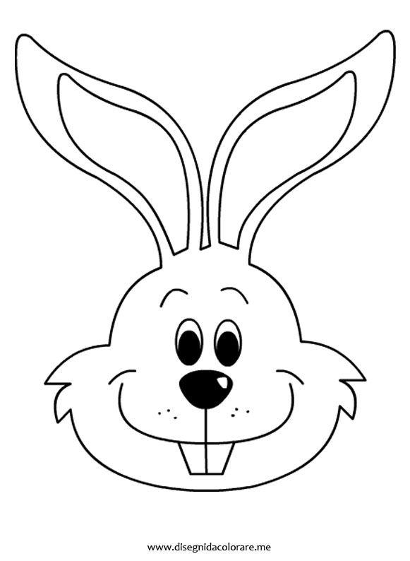 Laboratorio per bambini cesto coniglio per pasqua