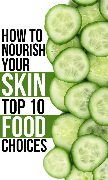 Here are 10 food items you need to have for healthy and glowing skin. ...