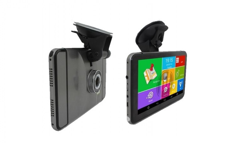 Sistem de navigatie GPS si Camera Auto DVR FullHD 1920x1080P, la 589 RON in loc de 1400 RON | Oferte  Teamdeals.ro