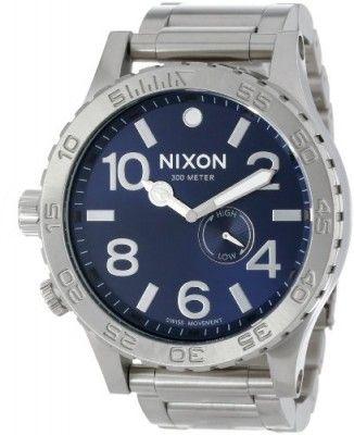 Relógio Nixon The 51-30 - Men's ( Blue Sunray ) #Relogio #Nixon