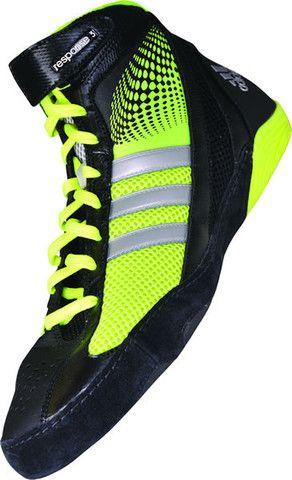 adidas response wrestling shoes