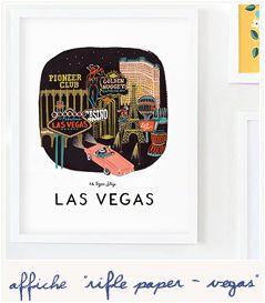 * City print - Las Vegas