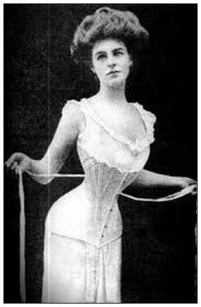 corset - creat S shape for woman