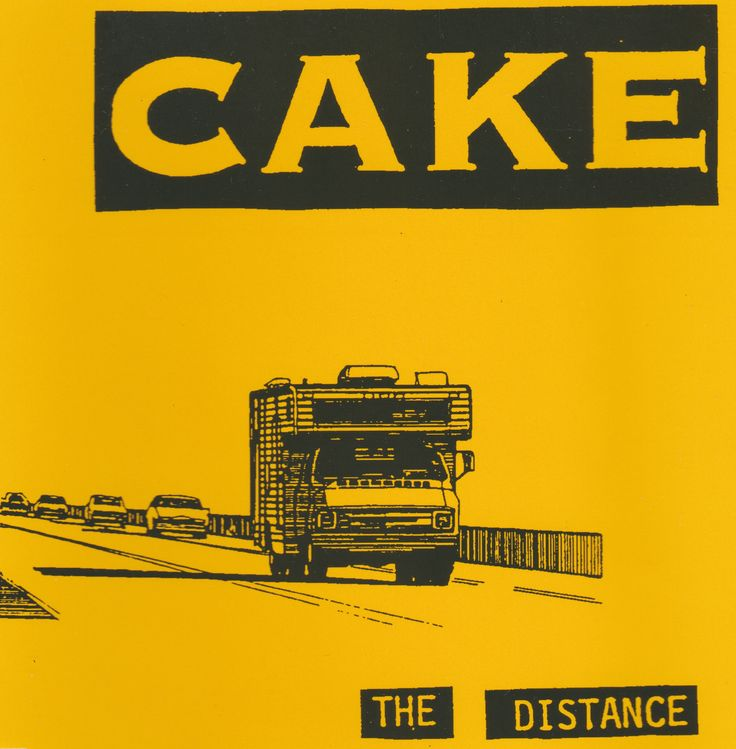 CAKE: The Distance / Multiply The Heartaches / Jolene (Live) / It's Coming Down (1996)