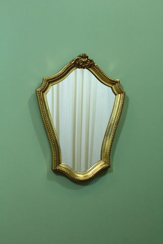 Barokke spiegel 23148 op www.lansantiek.com