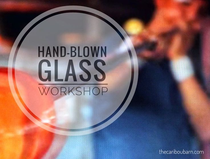 Hand-Blown Glass - Artisan Craftsmanship - Mexico