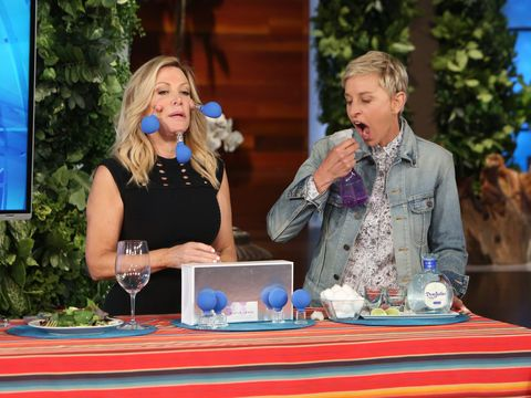 It's always a good time when Ellen's friend Kym Douglas is here. Today she showed Ellen all of these phenomenal new products.