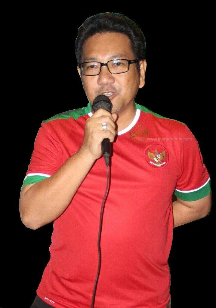 President #MartapuraFC M. Hilman.