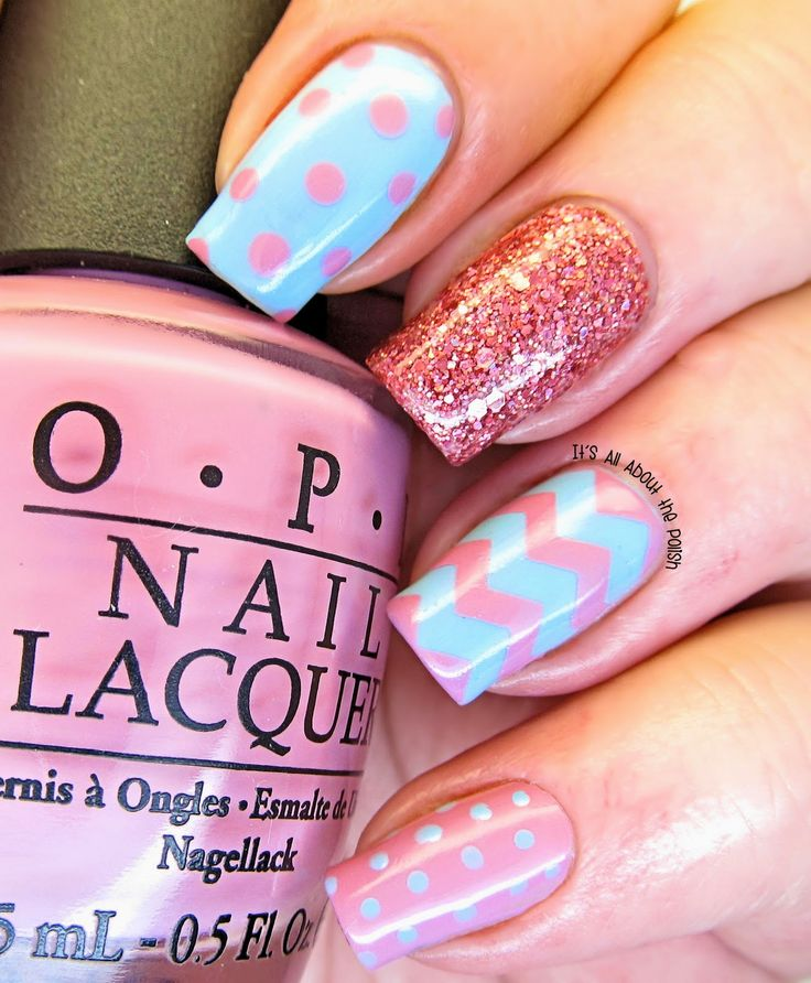 25 Great Ideas About Baby Girl Nails On Pinterest