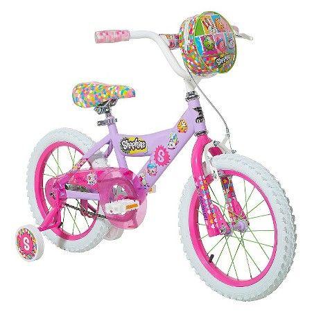 "Dynacraft 16"" Girl's Bike – Shopkins : Target"
