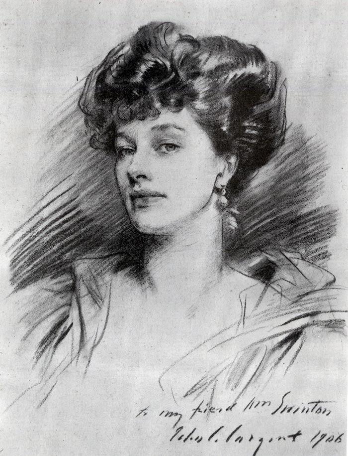 Mrs. George Swinton  John Singer Sargent