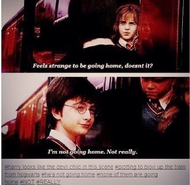 Harry potter, tumblr, funny, lol
