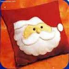 Resultado de imagen para cojines de fieltro para navidad