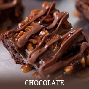Double Chocolate Nut Clusters - Slow Cooker Candy Recipe | Farm Flavor
