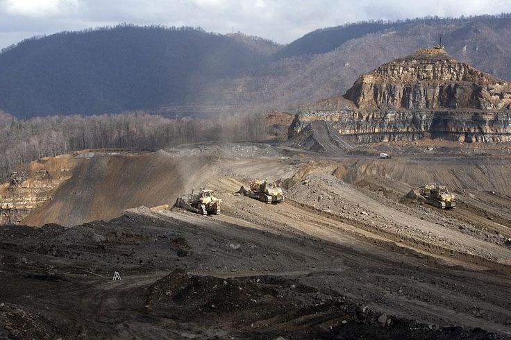 dozers in operation on surface mining jobs - Google Search