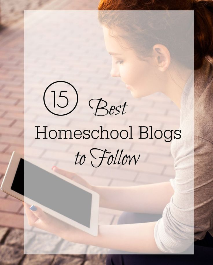 These homeschool bloggers are among my very favorites! Will you find a new favorite?