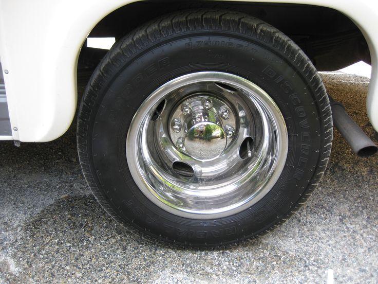 Shiny tires and chrome simulators