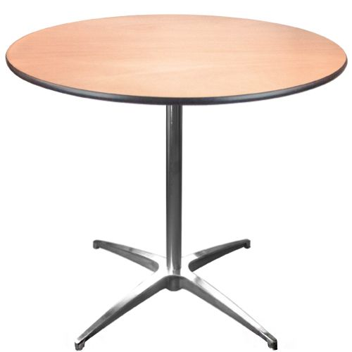 36 Inch Round Cocktail Table [CAFET 36RND]
