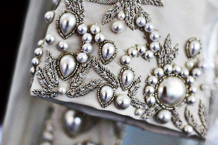 Oscar de la Renta Bridal 2013…details