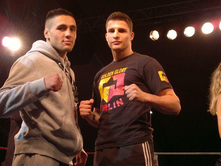 Maxime Cerri  #EggesinerK1FightCup Superfight #K-1 -70kg #MaxBaumert vs #Cerri Eggesin Allemagne