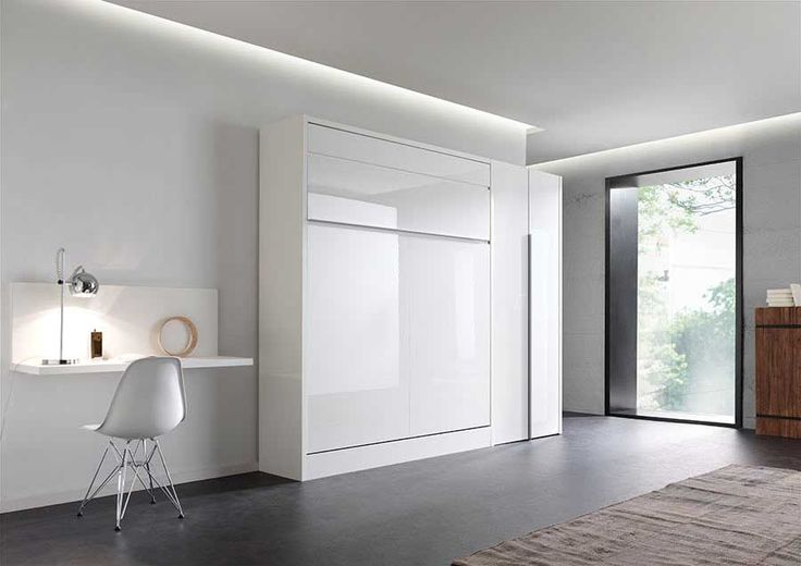 Loft Wallbed From The London Wallbed Company Lit Escamotable Armoire Lit Escamotable Idee Plan Maison