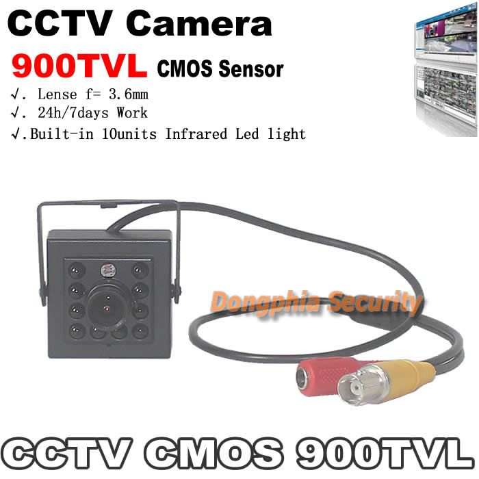 Free shipping!Mini security cctv camera 900TVL CMOS sensor Analog Cam with Builtin 10units infrared Leds smart cameras for home #shoes, #jewelry, #women, #men, #hats