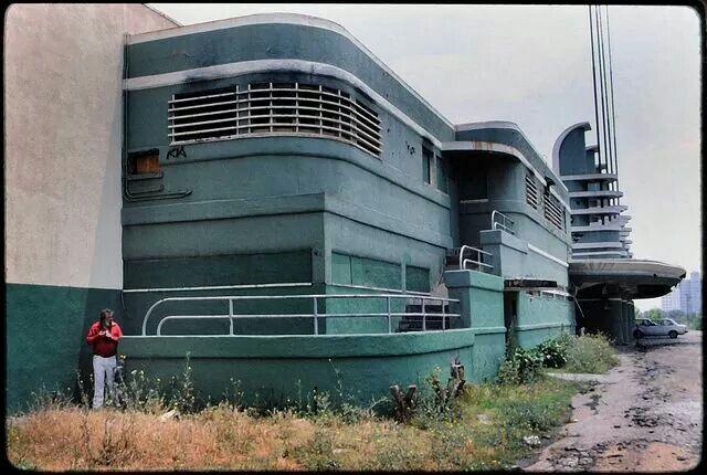 Abandoned Los Angeles history
