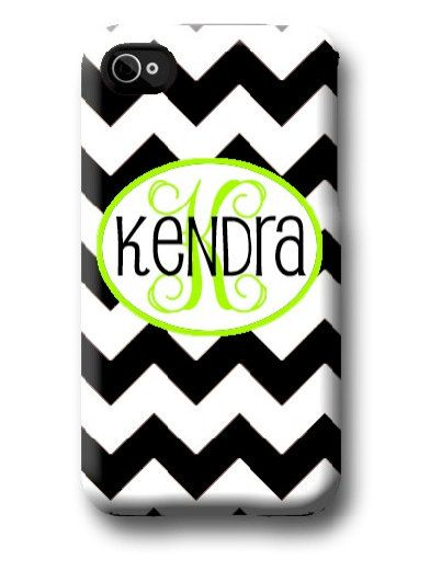 Chevron phone case! But with Katherine!