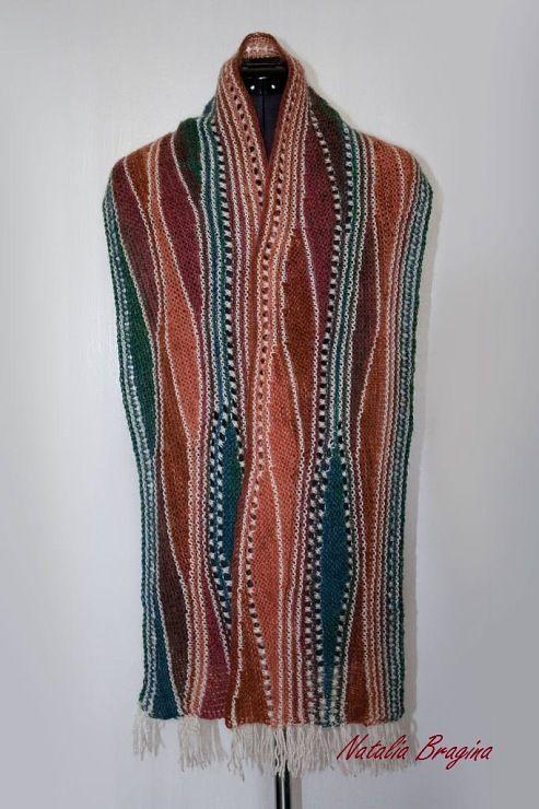 Вязание. Swing knitting. Blouses, dresses, jackets, cardigans, skirts, scarves…