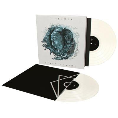 """L'album degli scandinavi #InFlames intitolato """"Siren Charms"""" su doppio LP."""