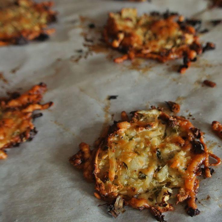 Cauliflower Ranch Chips — KidneyBuzz