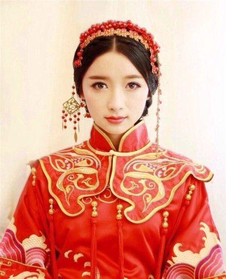中式婚礼发...来自__琅鲤君__的图片分享-堆糖