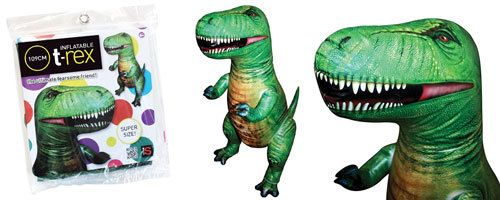 Super Size Inflatable T-Rex - UrbanBaby