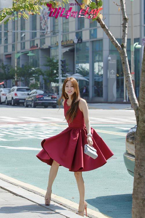 birth of a beauty - Han Ye-seul