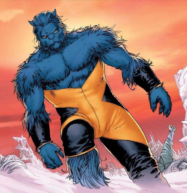 Astonishing X-Men: Bea...
