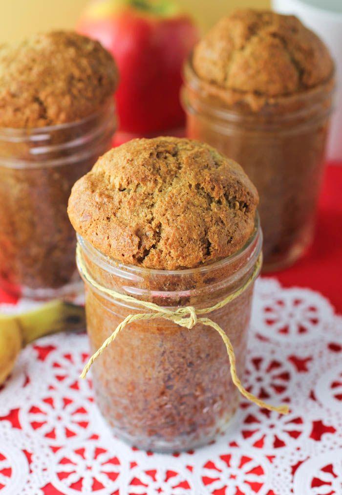 Banana Bread in a Jar | Recipe | Jars, Mason jars and ...