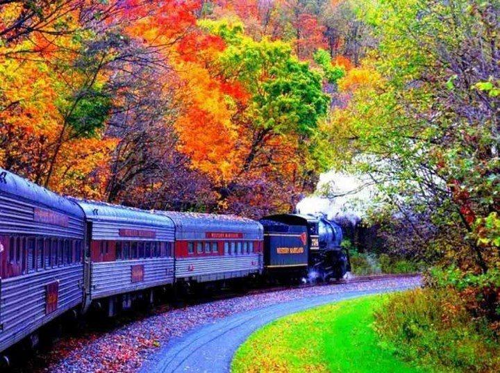Western Maryland, US