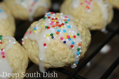 Deep South Dish: Italian Anise Cookies