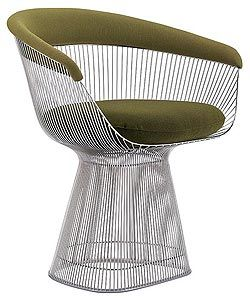 Platner: Designchair Inspiration, Century Design, Dining Chairs, Knoll Warren Platner, Platner Chairs, Chairs Ne, Platner Armchairs Mohair, Design Chairs Inspiration, Chairs Schools