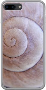White snail shell phonecase by Fotosbykarin @ The Kase #ponecase #phonecover #snailshell #spiral #gifts #design #fotosbykari