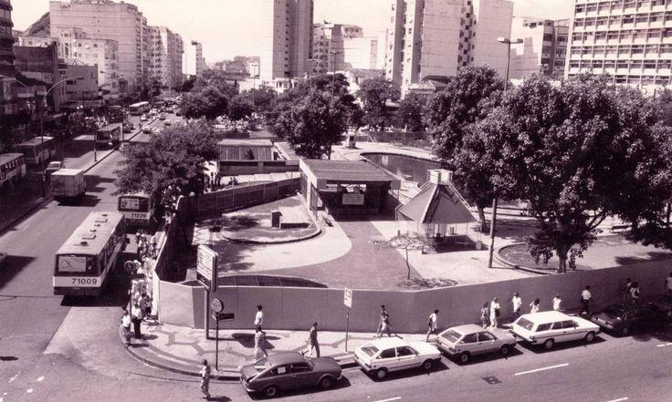 1995 - Obras Rio Cidade